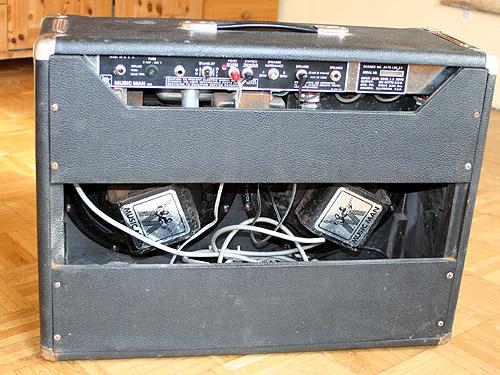 vintage eminence square magnet speakers