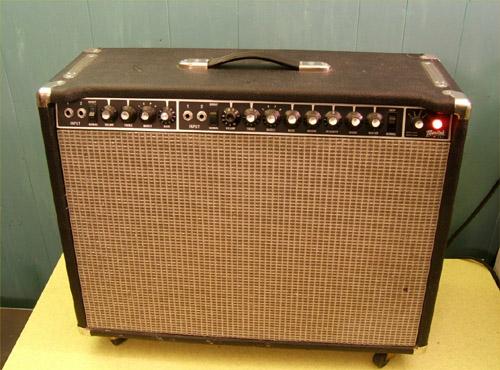 1974 Musitek amp