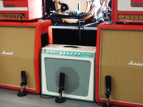 The King of Clean – Mark Knopfler's Tone King Imperial amp