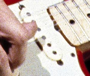 1979: the DiMarzio FS-1 in the neck position