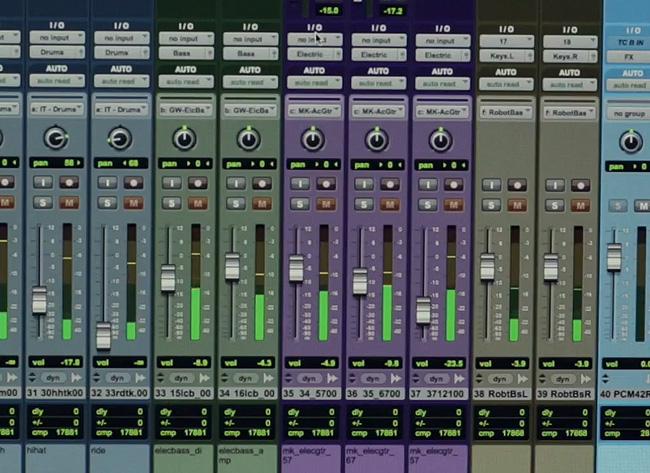 tracker-mixer