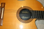 Headquarters the 3 4 Size nylon string guitar men from